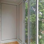 Остекление балкона в Москве на Башиловской