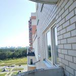 Остекление балкона в Бутово