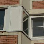 Остекление балкона в Москве