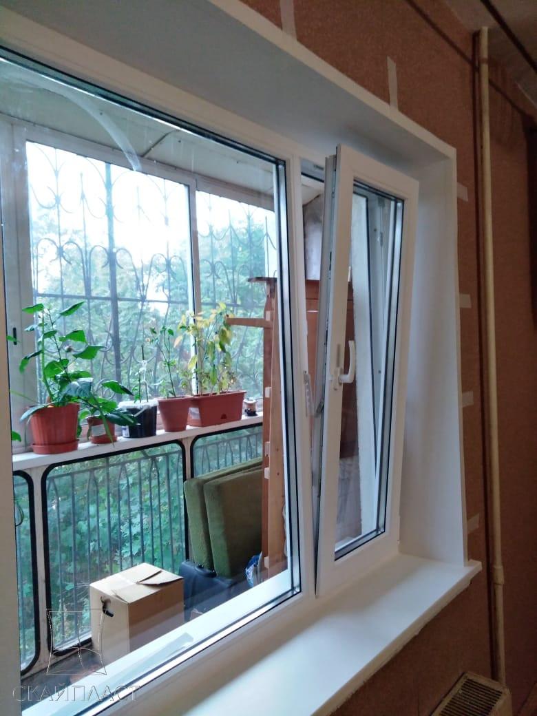 Остекление балкона ключ самаре