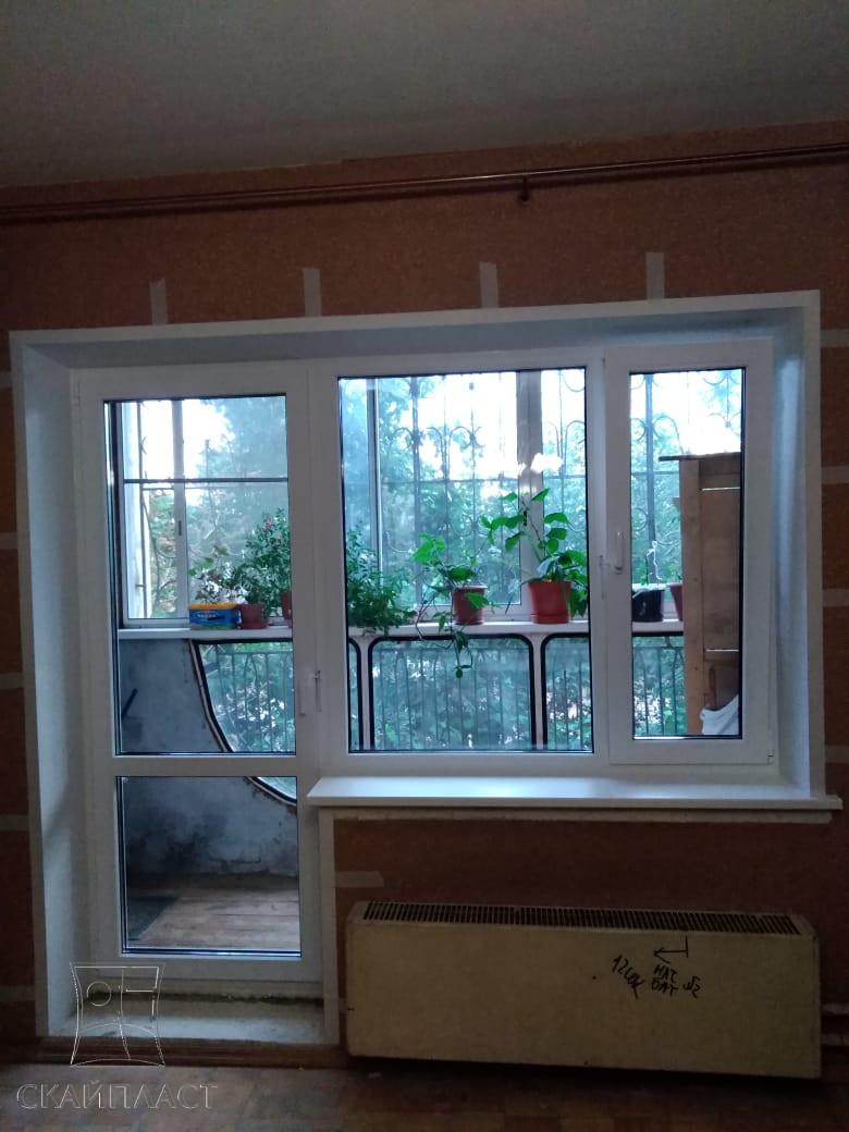 Пластиковые окна бу дешево