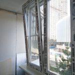 Остекление балкона в Москве на улице В.Кожиной