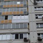 Остекление балкона в Москве на Саратовской