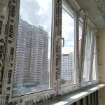 Остекление балкона в Реутове
