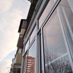 Остекление балкона Москве на улице маршала Неделина