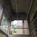 Остекление балкона в Москве на Ботанической